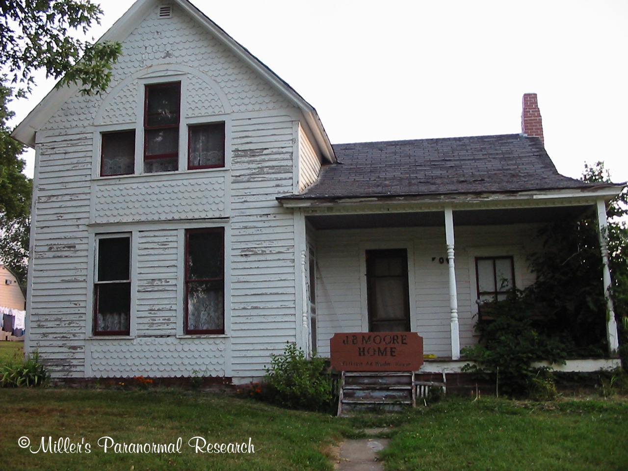 My visit to the Villisca Iowa Ax Murder.